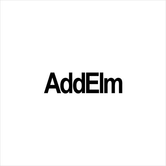 アドエルム(AddElm)