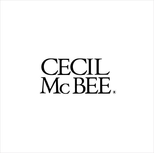 セシルマクビー(CECIL McBEE)